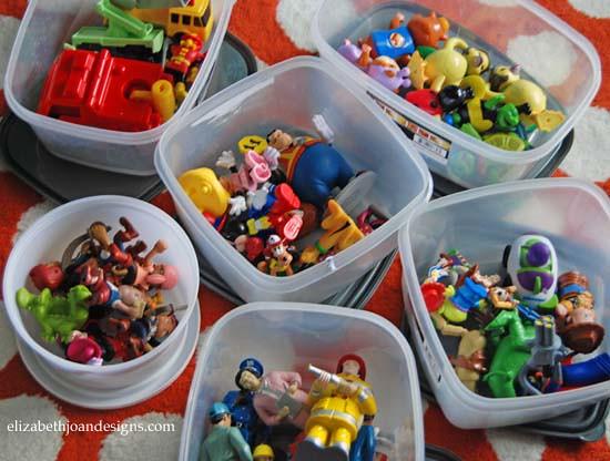 Toy Organization 4