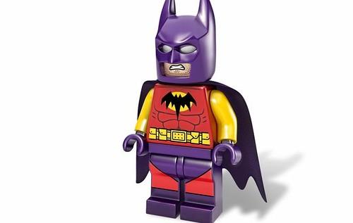 SDCC 2014 LEGO Zur-En-Arrh Batman Minifigure