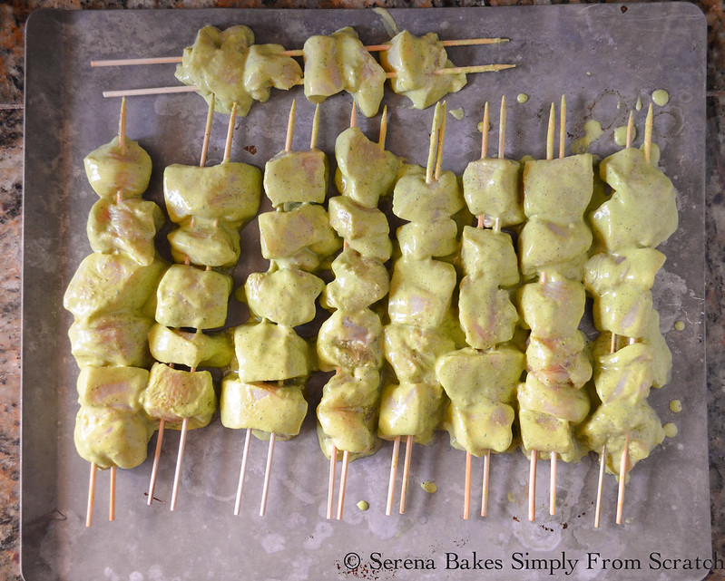 Yogurt-Marinaded-Chicken-Skewers-Place-On-Skewers.jpg
