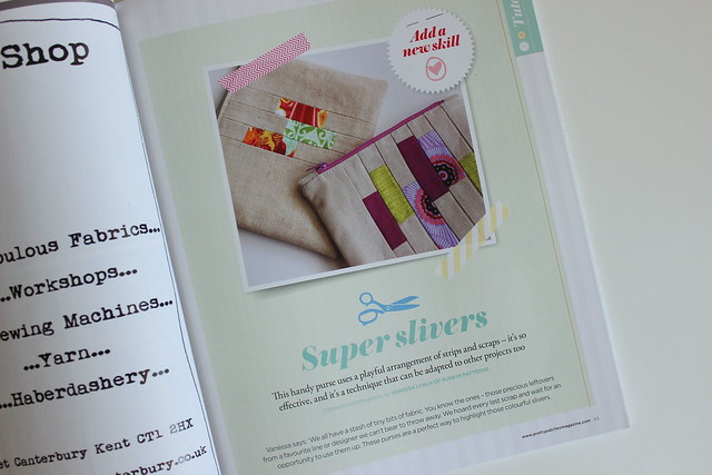 Super Slivers Pouch