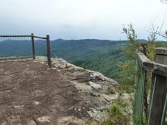 Flat Rock Lookout, Coorabakh National Park