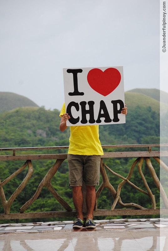 CHAP BOHOL
