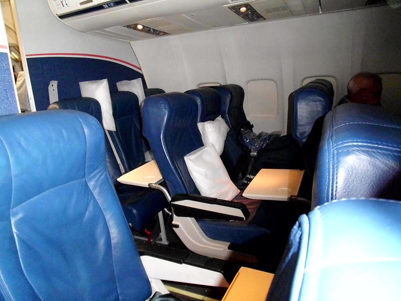 Vegan and vegetarian meals with US Airways