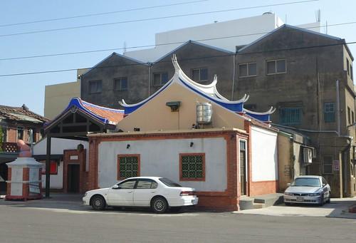 Taiwan-Lukang-retour au centre-ville (1)