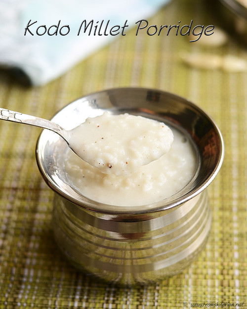 kodo-millet-porridge