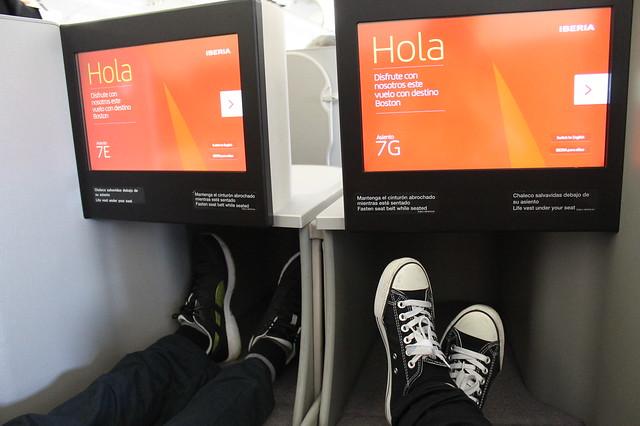 14650829527 211f5e3bf4 z Descubriendo la clase business de Iberia