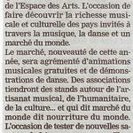 Scènes du Monde #3 La marseillaise 16-05-14