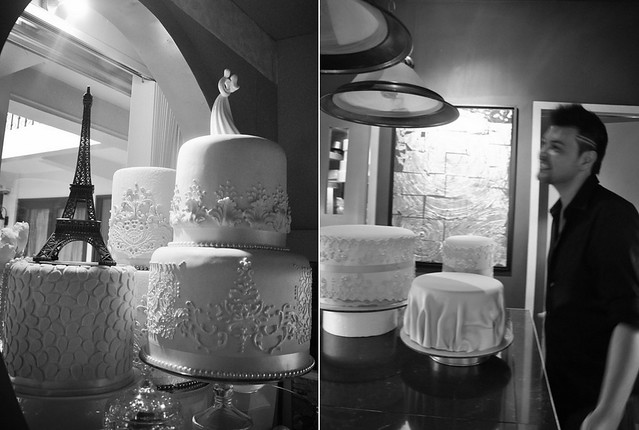 wedding cakes by Osvaldo Cakes