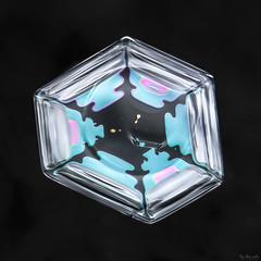 Snowflake: Blue Ice