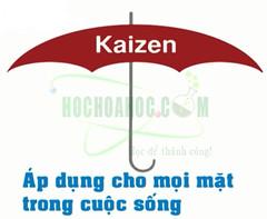 Phương pháp học Kaizen