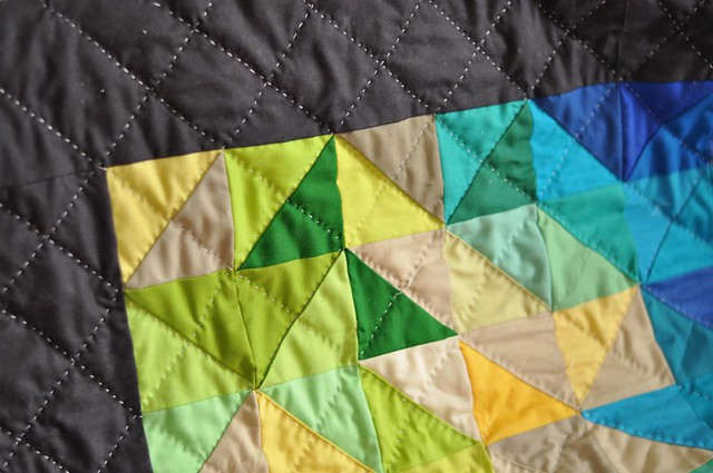 crystal systems quilt!