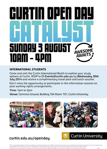 Curtin Open Day