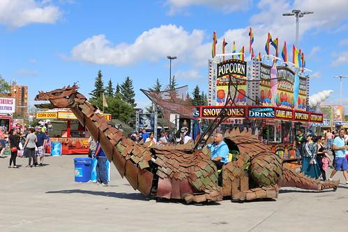 K-Days Edmonton 2014