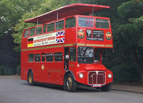 RML 2663 at Routemaster60 (c) David Bell