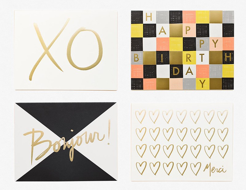 Product Photo - Garance Dore Assorted Card Set