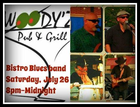 Bistro Blues 7-26-14
