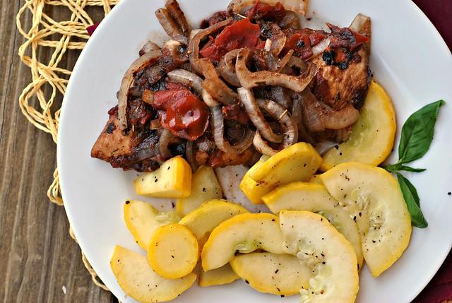 Braised Balsamic Chicken 3