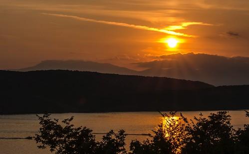 mare natura sole rosso croazia paesaggio jadranovo solerosso