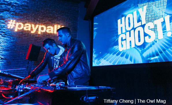 Holy Ghost! @ The Village, SF 8/8/14