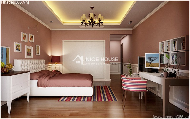 Nội thất căn hộ chung cư Royal City_2