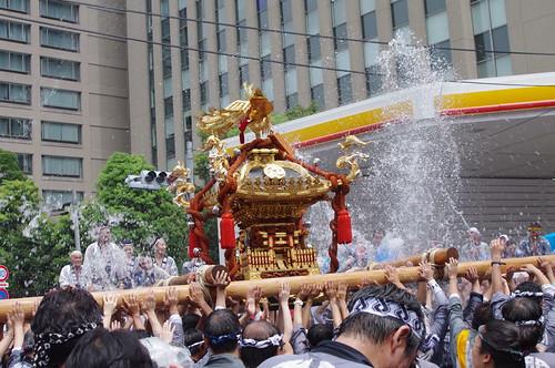 Fukagawa Hachiman Matsuri 2014 12