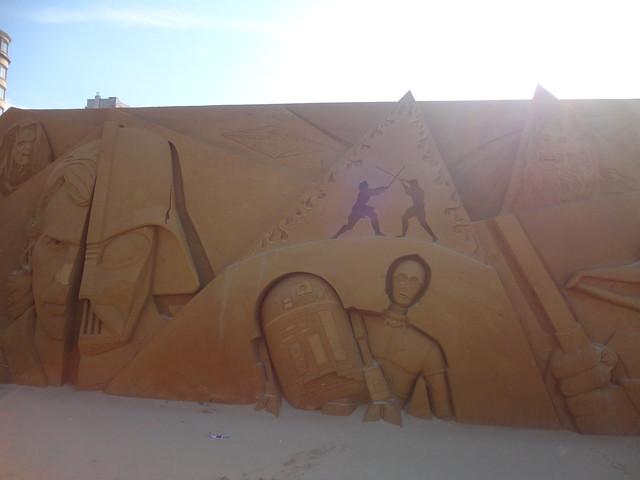 Sculpures sur sable Disney - News Touquet p.1 ! 14770231239_1a43af9a9b_z