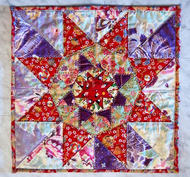 Japanese Star Quilt