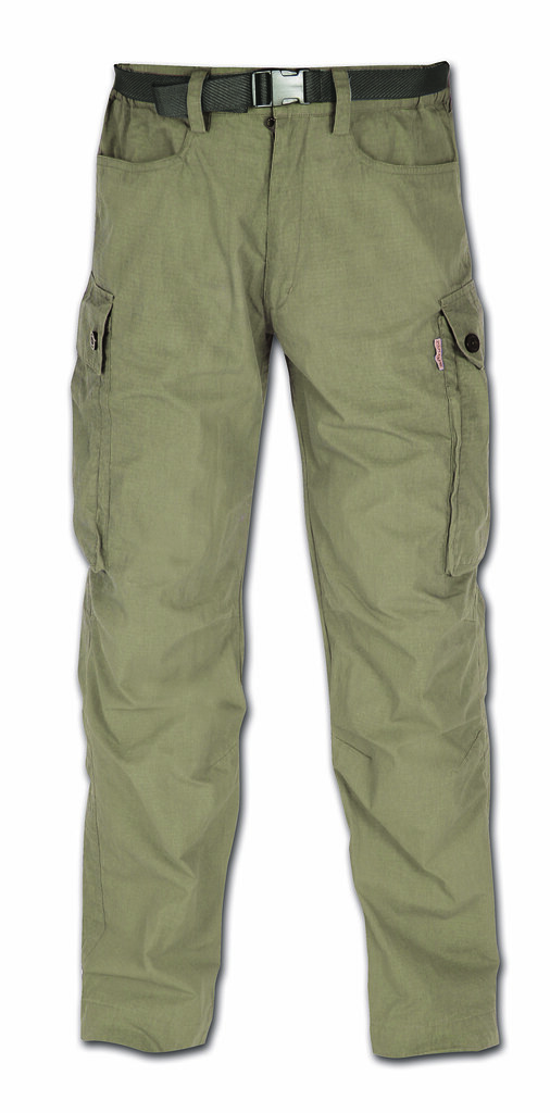 Páramo Men's Maui II Cargo Trousers Sedge Cotton+