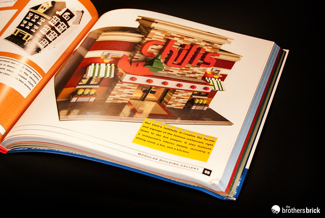 The LEGO Neighborhood Book