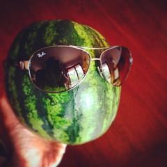 Wilson #watermelon #cool #danielepesaresi #summer #fruit
