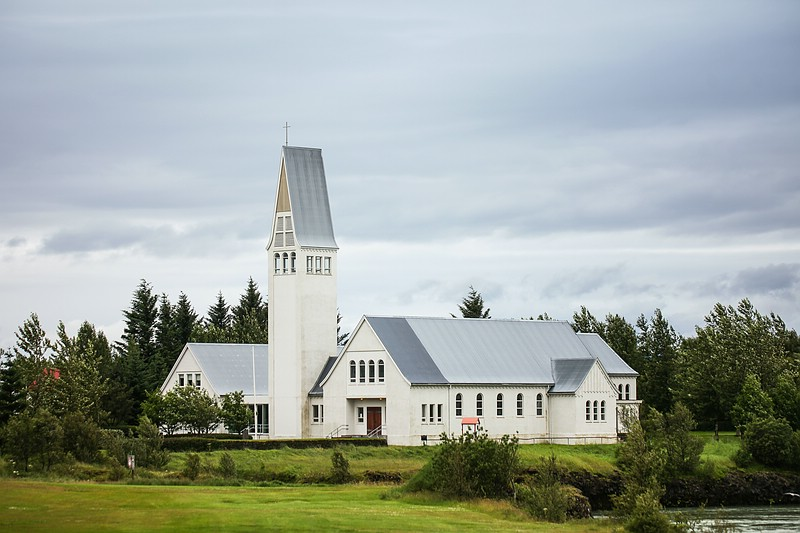 Church of Selfoss