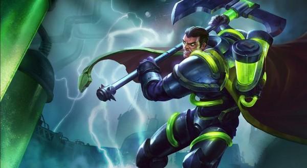 League of Legends Darius Guide