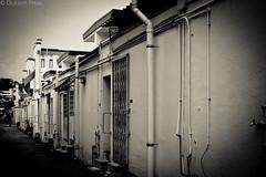 Back alleyway