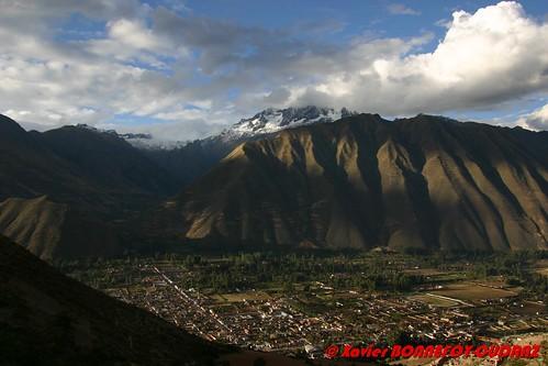 sunset peru cuzco montagne paysage vallesagradodelosincas péroule