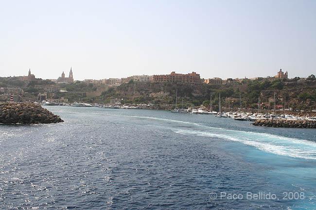 Puerto de Mġarr. © Paco Bellido, 2008