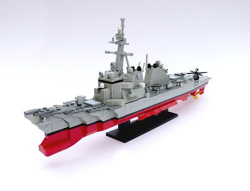 Arleigh burke class destroyer