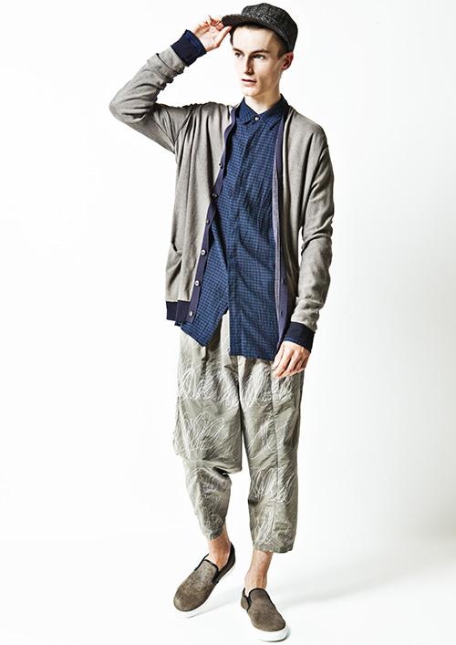 SS15 Tokyo KAZUYUKI KUMAGAI010_Jack Chambers(Fashion Press)