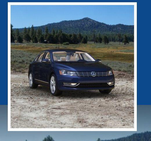 2014 VW Passat TDI SEL Premium