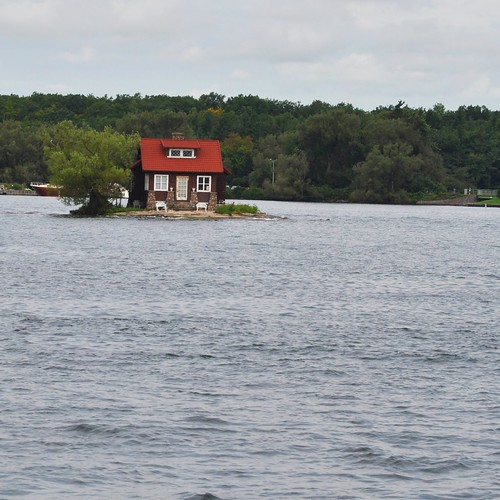 Cutest island home, ever.