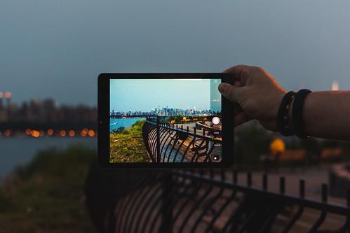 Photoception: BLVD East to Manhattan