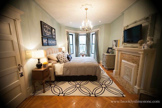 Master Bedroom Makeover with Shutterfly | www.brooklynlimestone.com