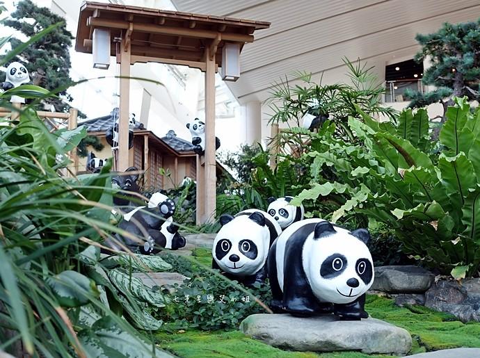 7 1600熊貓世界之旅-SOGO復興館日式庭園