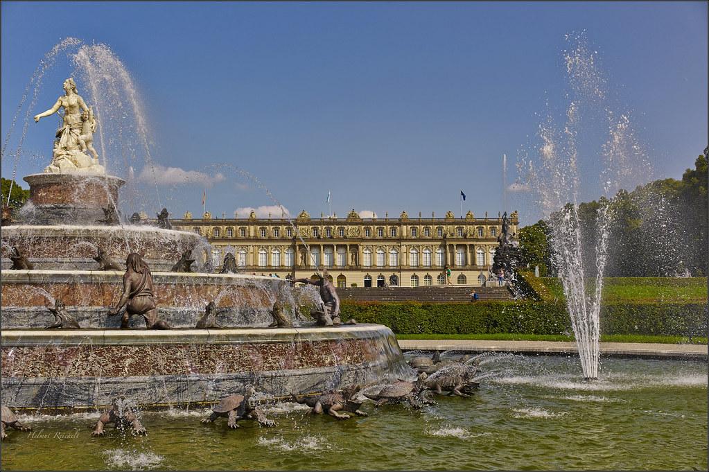 Spritzbrunnen