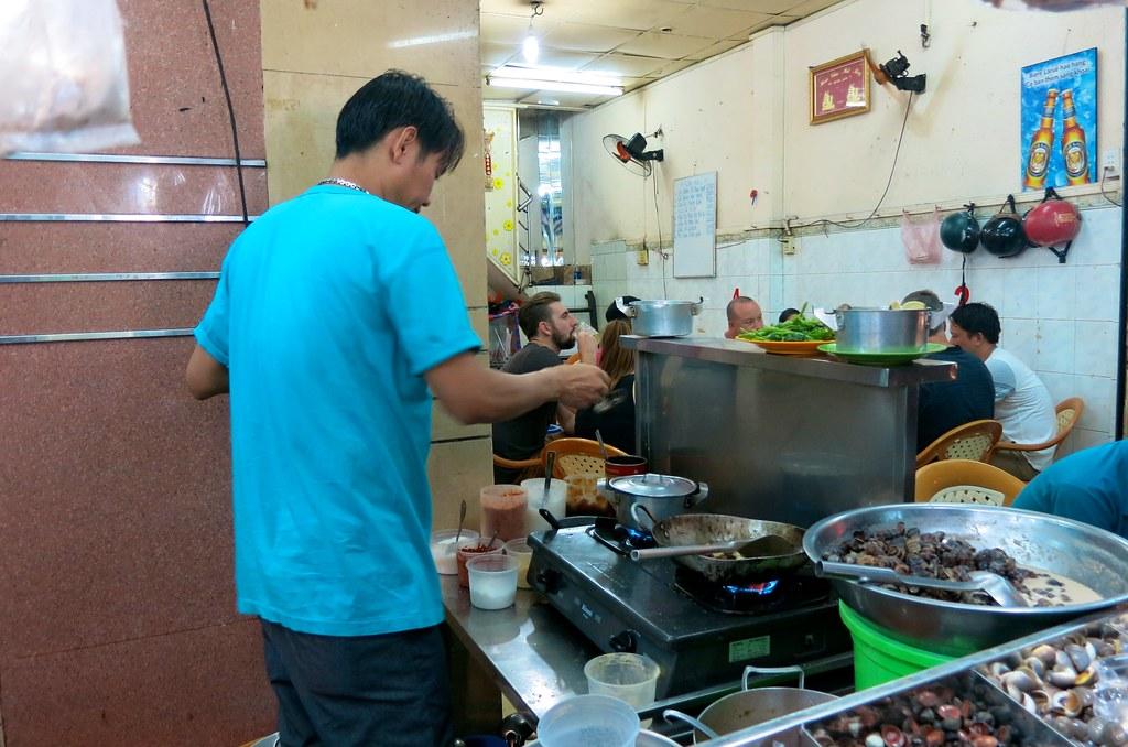Saigon Street Eats
