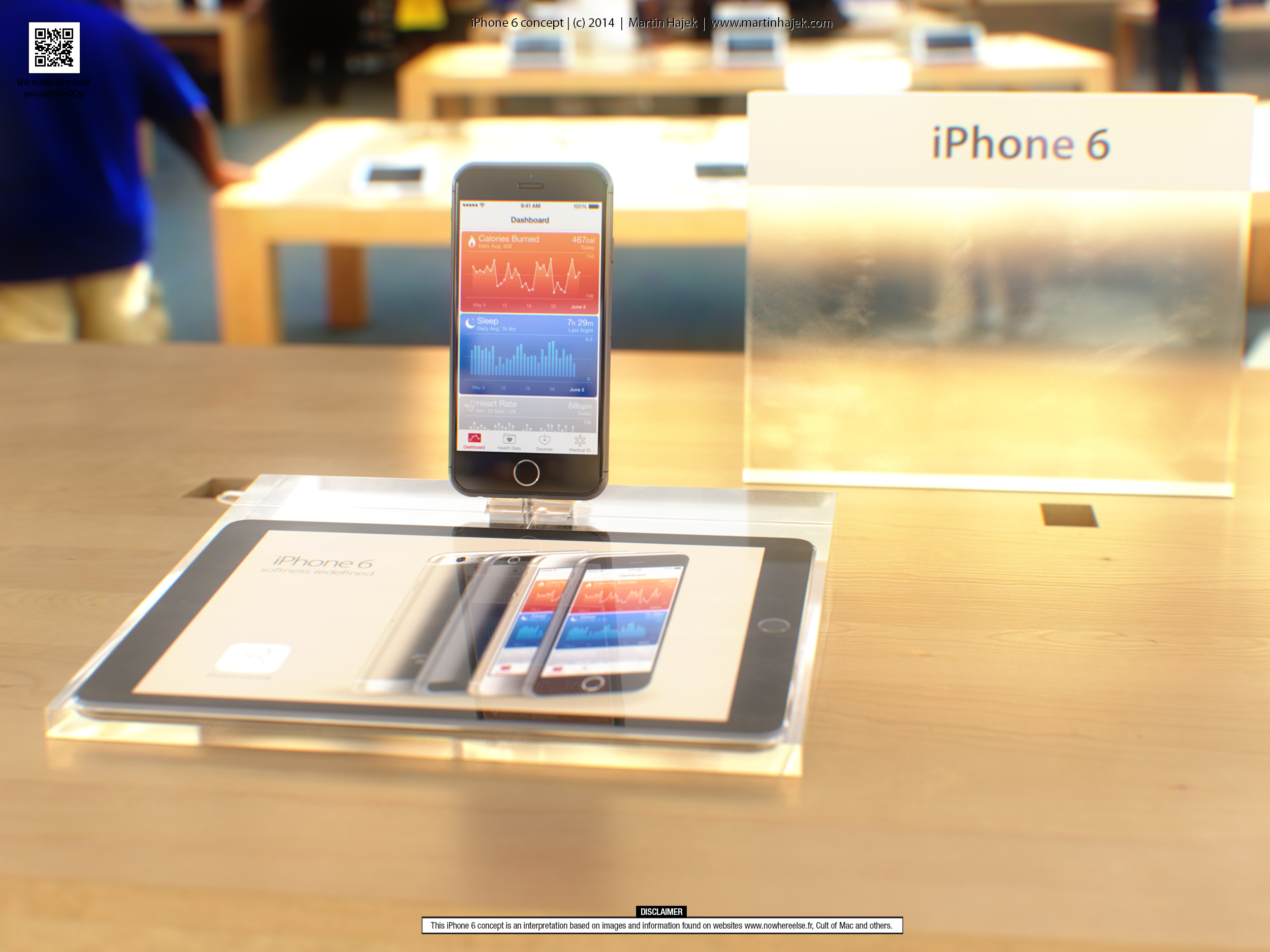 iPhone 6 in the store?