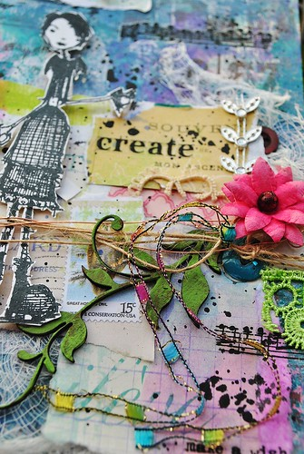 create flourish