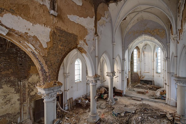DECAY CHURCH