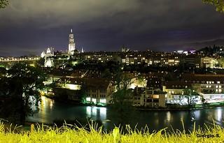 Berna by night