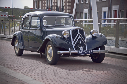 Citroën 11CV Traction Avant 1955 (5832)