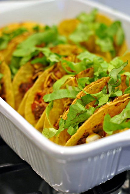 Baked Crunchy Tacos 2